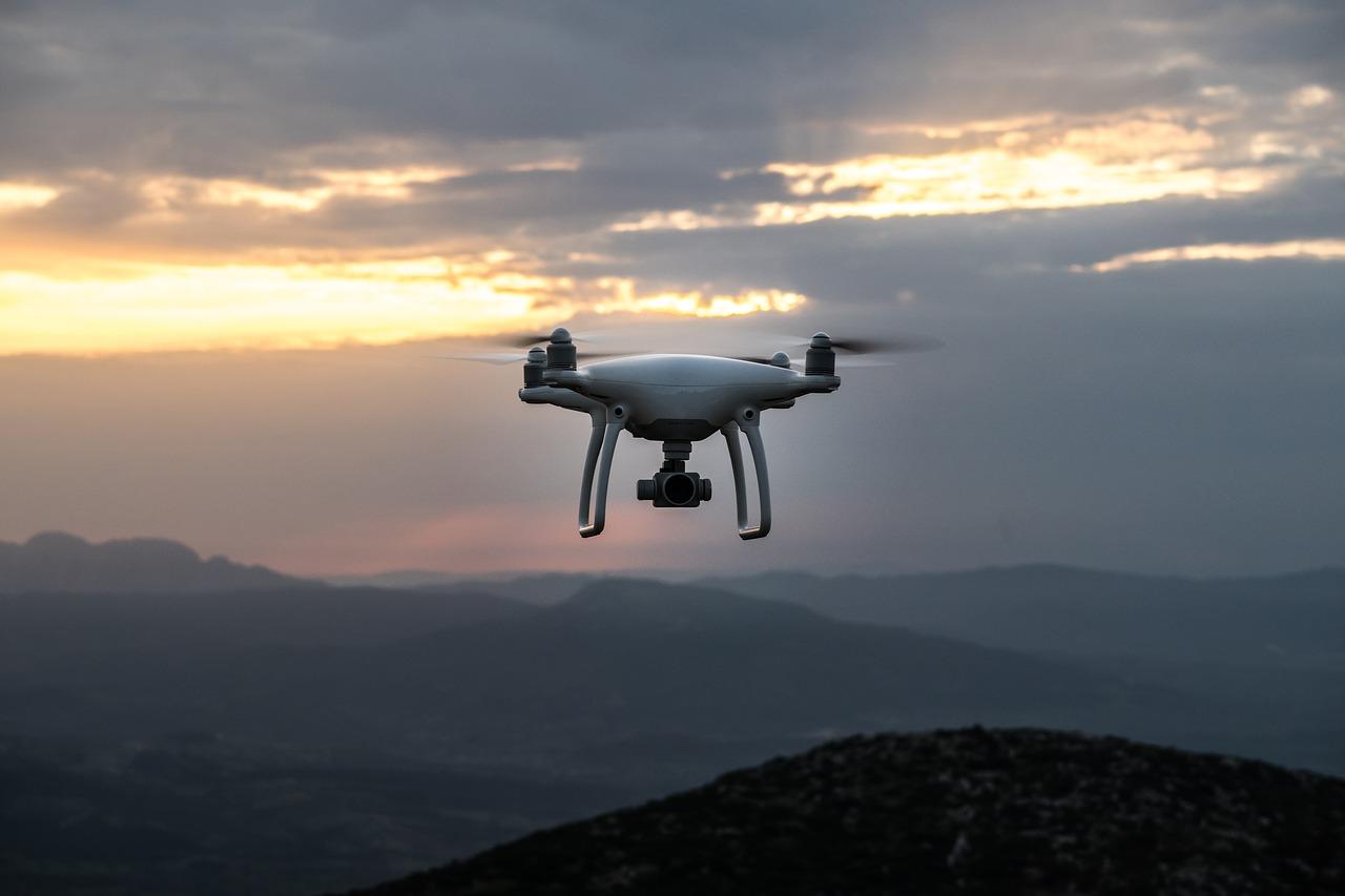 filmari drone
