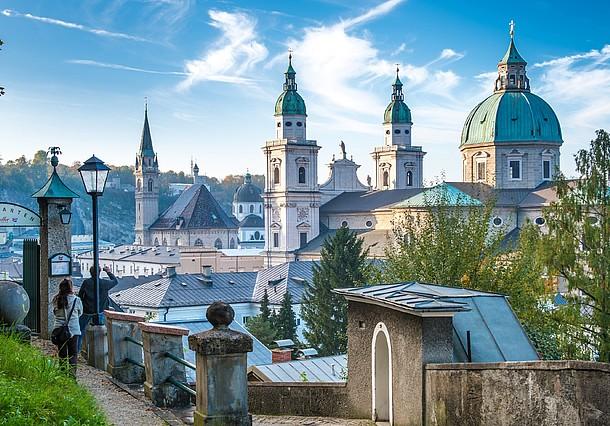 istorie Salzburg