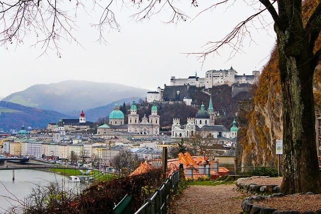 obiective turistice in Salzburg